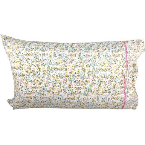 Original Floral Single Pillowcase