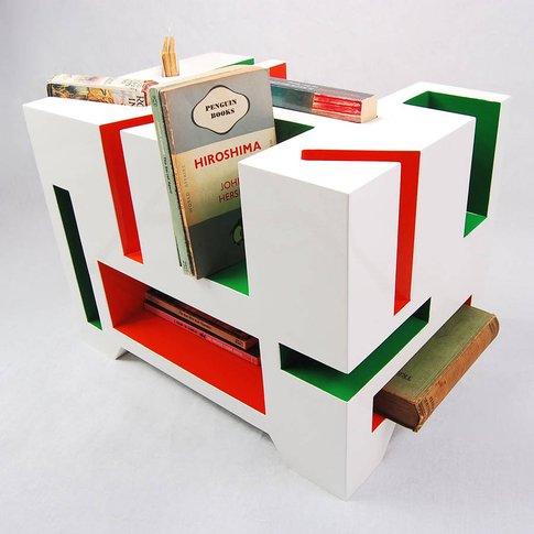Book Porcupine Storage Unit
