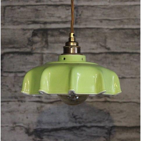 Campbell Citrus Ceramic Pendant Light