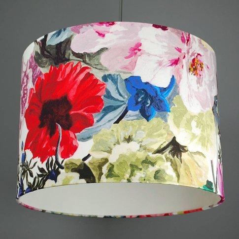 Designers Guild Orangerie Fabric Lampshade