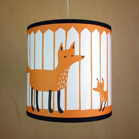 Fox Lampshade