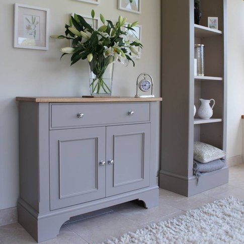 Baslow Slimline Sideboard In Choice Of Colours And S...