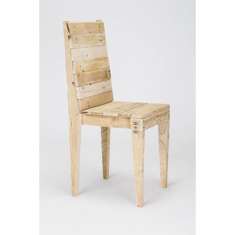 Pallet Wood Dining Chair