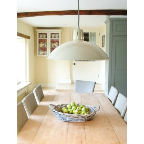 Gallery Pendant Ceiling Light In Clay