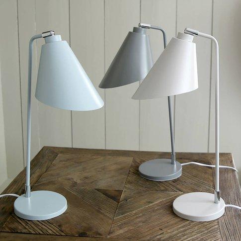Bloomsbury Table Light, Grey