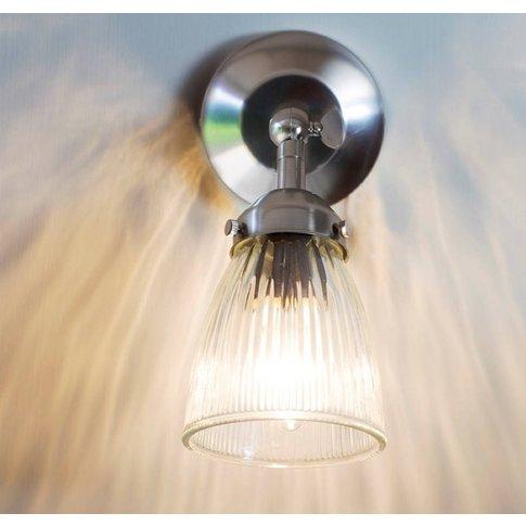Pimlico Glass Wall Lamp