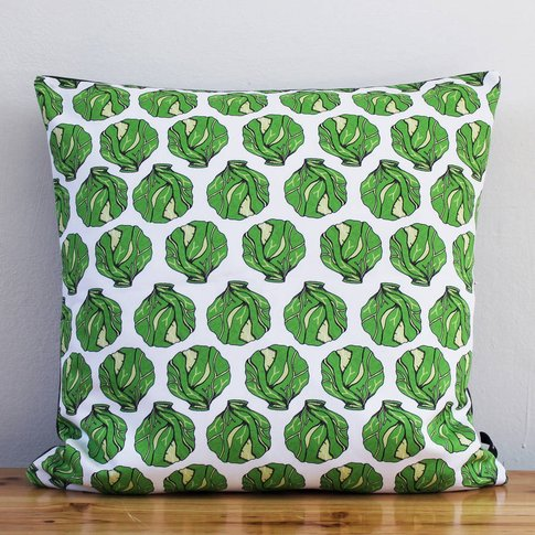 Christmas Sprout Cushion
