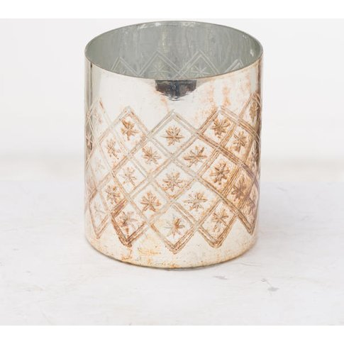 Hill Interiors The Noel Collection Burnished Pillar ...