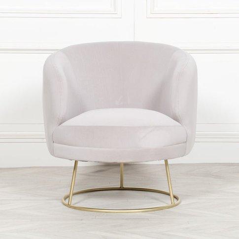 Maison Reproductions Deco Armchair / Grey