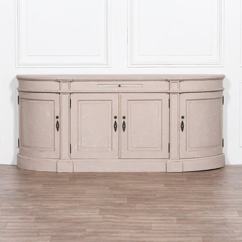 Maison Reproductions Distressed Buffet Sideboard / C...