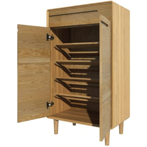 Homestyle Scandic Shoe Cabinet