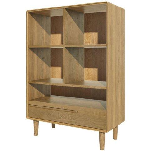 Homestyle Scandic Small Bookcase