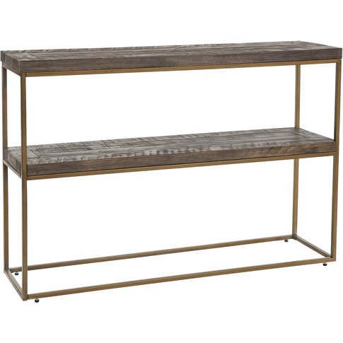 Rowico Pentworth Nutmeg Console Table