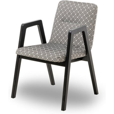 Liang & Eimil Benson Spike Black Dining Chair