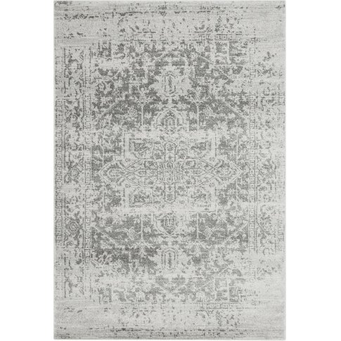 Asiatic Carpets Nova Machine Woven Rug Antique Grey ...