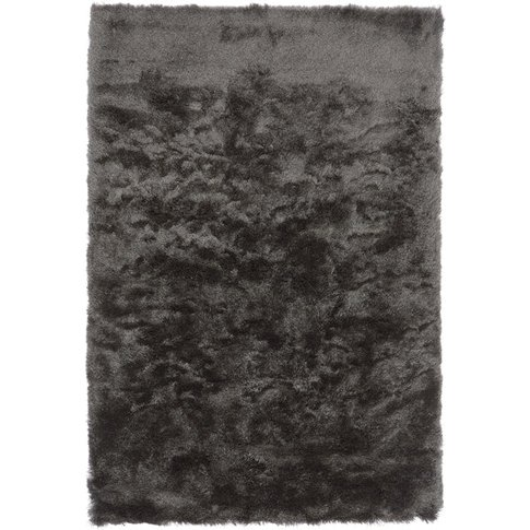 Asiatic Carpets Whisper Table Tufted Rug Graphite - 120 X 180cm