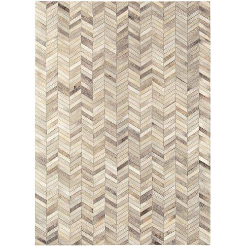 Asiatic Carpets Gaucho Hand Sewn Rug Chevron - 160 X 230cm