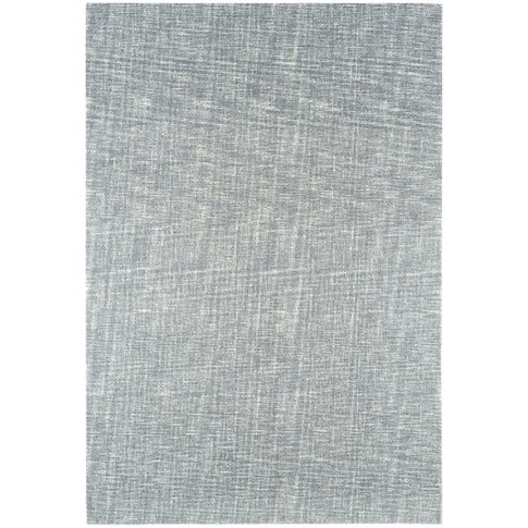 Asiatic Carpets Tweed Hand Tufted Rug Silver - 120 X...