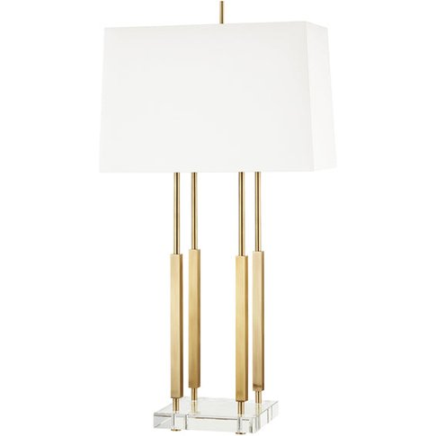 Hudson Valley Lighting Rhinebeck Brass 1 Light Small...