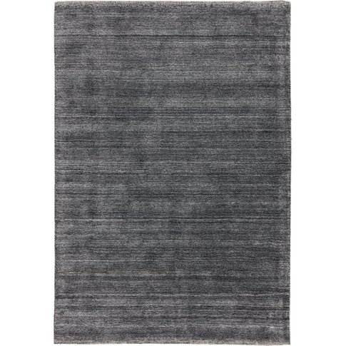 Asiatic Carpets Linley Hand Woven Rug Charcoal - 120...