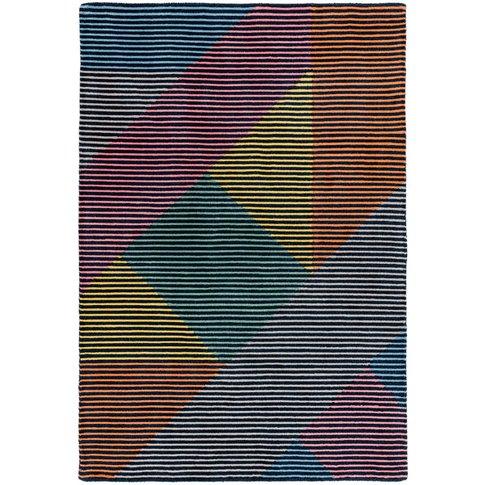 Asiatic Carpets Dash Hand Tufted Rug Dark Multi - 20...