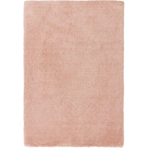 Asiatic Carpets Lulu Soft Touch Table Tufted Rug Pink - 160 X 230cm