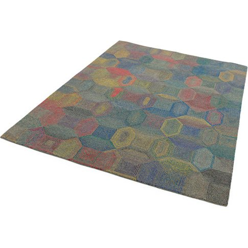 Asiatic Carpets Camden Hand Tufted Rug Grey - 120 X ...