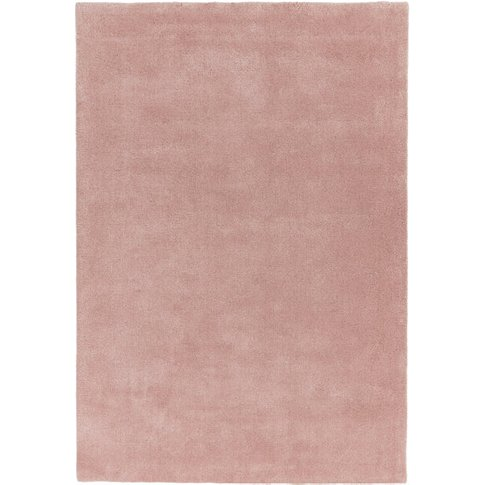 Asiatic Carpets Aran Hand Woven Rug Rose Pink - 120 ...