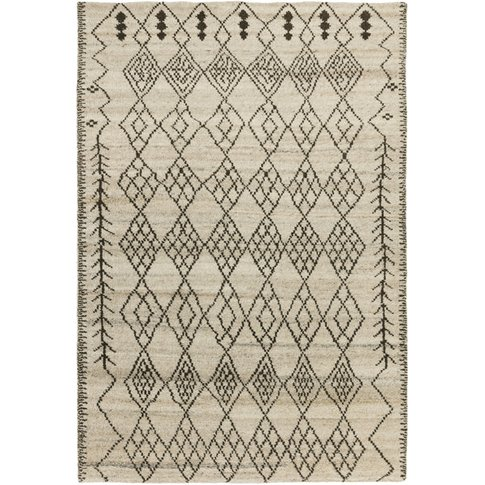 Asiatic Carpets Amira Hand Knotted Rug Am01 - 240 X ...