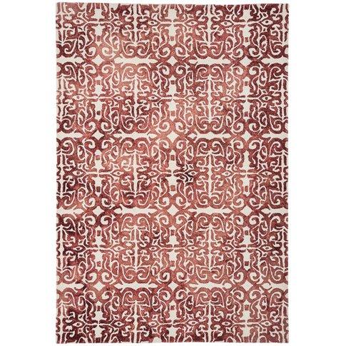 Asiatic Carpets Fresco Hand Tufted Rug Red - 200 X 300cm