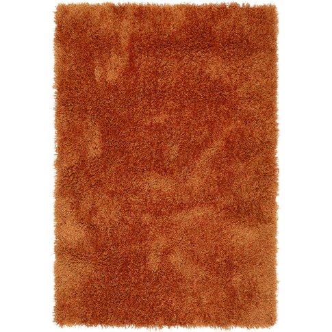 Asiatic Carpets Diva Table Tufted Rug Orange - 100 X...