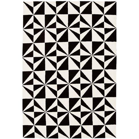 Asiatic Carpets Arlo Machine Knitted Rug Mosaic Mono...