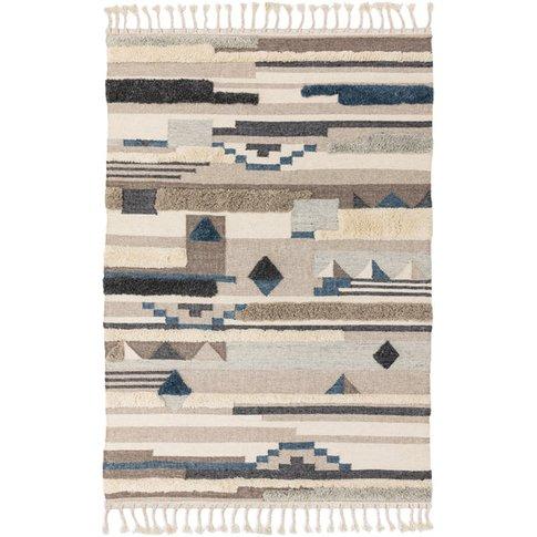 Asiatic Carpets Paloma Hand Woven Rug Mandalay - 120...