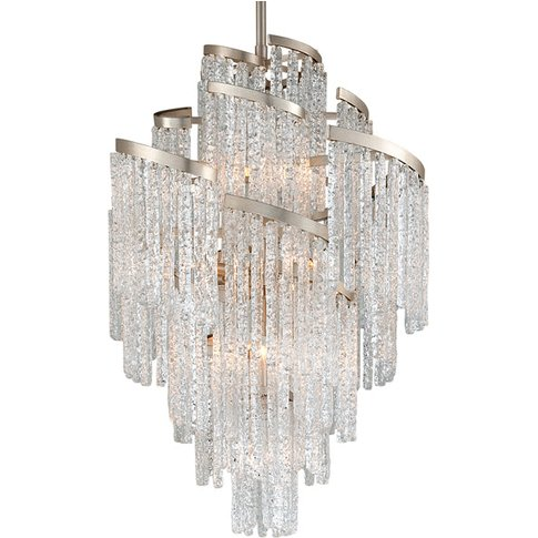 Hudson Valley Lighting Mont Blanc Hand-Crafted Iron ...