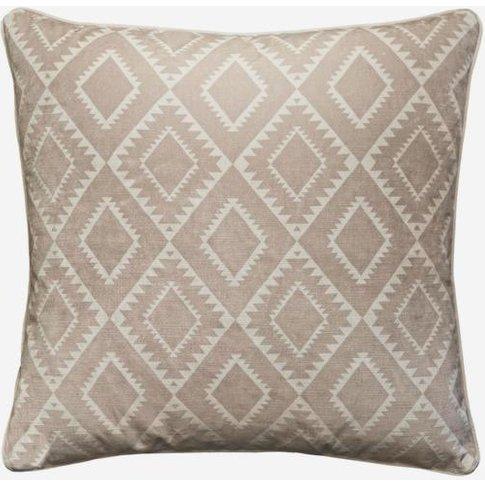 Andrew Martin Trullo Plaster Cushion