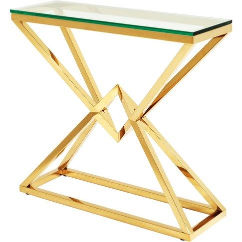 Eichholtz Console Table Connor 90 X 30 X H. 82 Cm Go...