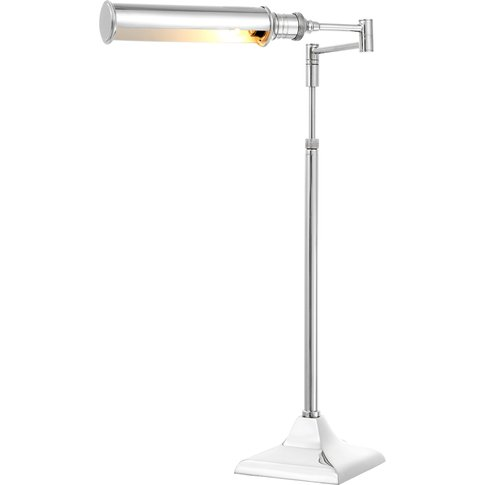 Eichholtz Kingston Table Lamp In Nickel Finish