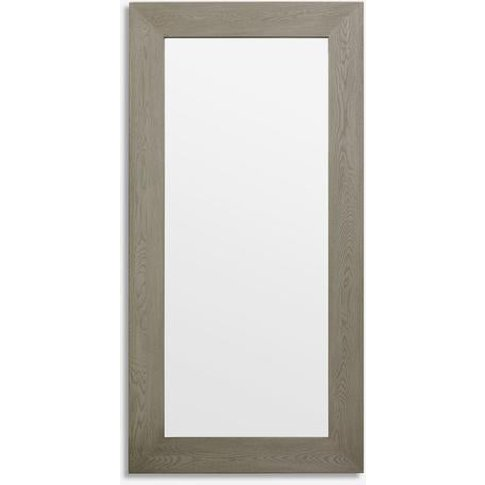 Andrew Martin Newman Brown Rectangle Full Length Mirror