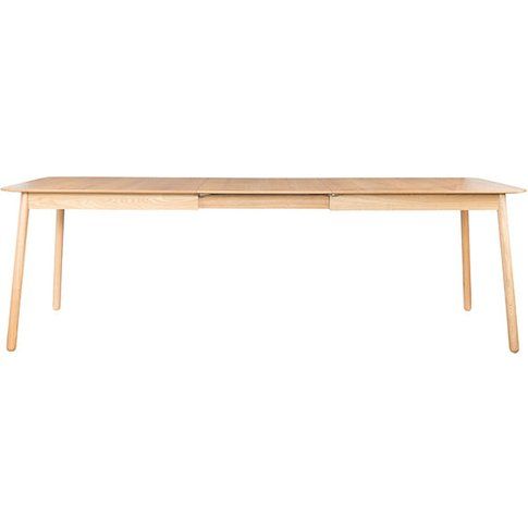 Zuiver Glimps Dining Table Natural - Large / Natural / Large
