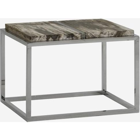 Andrew Martin Peter Side Table In Natural