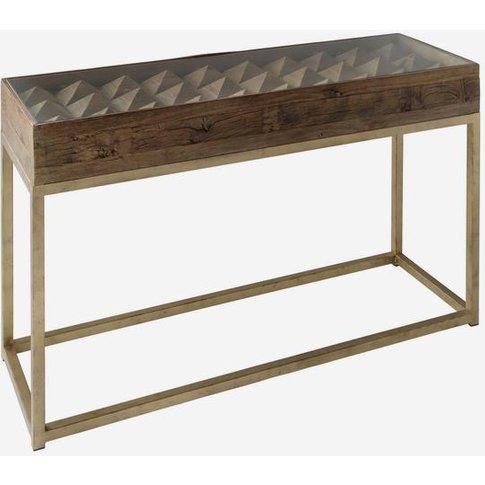 Andrew Martin Alpine Console Table