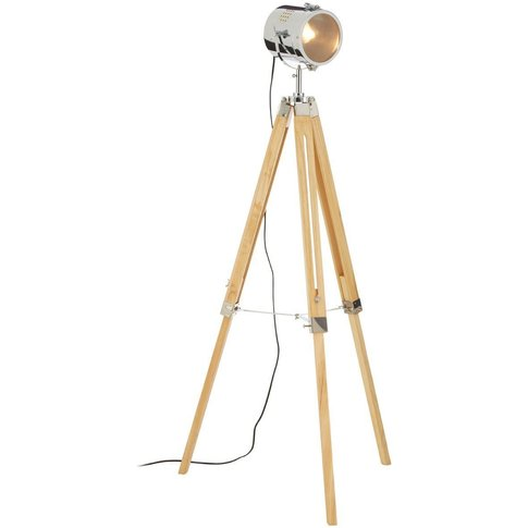 Fifty Five South | Bray Tripod Floor Lamp | Designer...