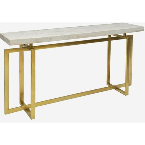 Andrew Martin Marguerite Console Table