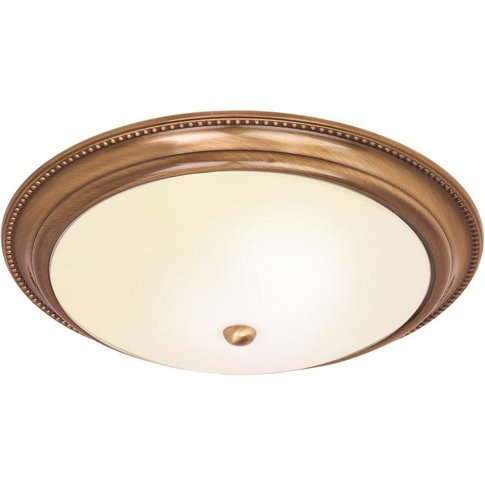 Gallery Direct Atlas Ceiling Lamp
