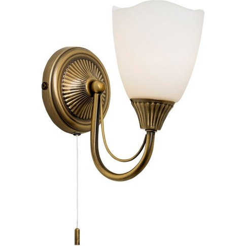 Gallery Direct Haughton 1 Wall Light