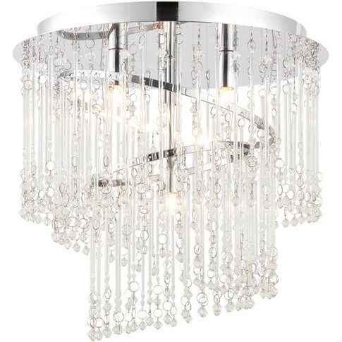 Gallery Direct Camille Ceiling Lamp (68698)