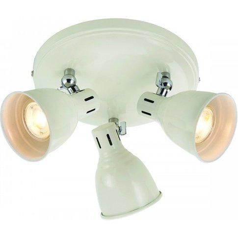 Gallery Direct Westbury Ceiling Light - Ivory Type 3...