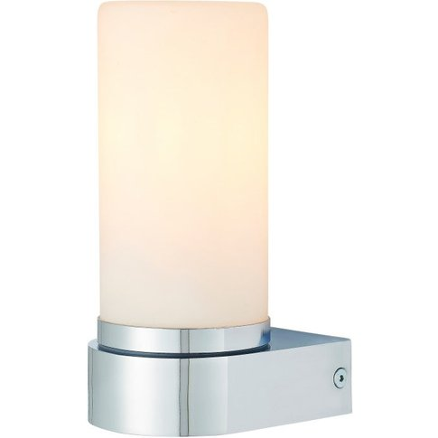 Gallery Direct Tal Wall Light / White / Wall