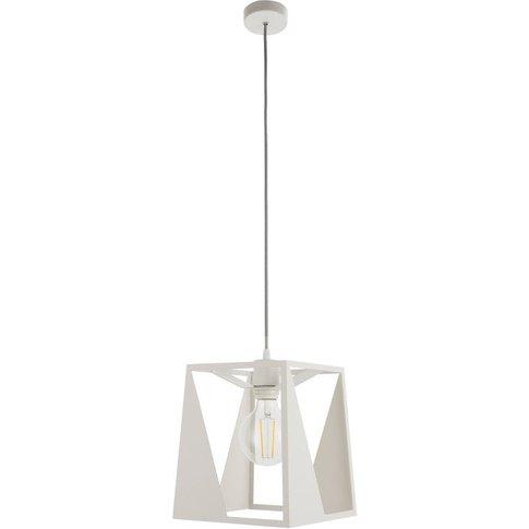 Gallery Direct Kolo Pendant Light White
