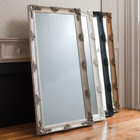 Gallery Direct Abbey Leaner Mirror Cream